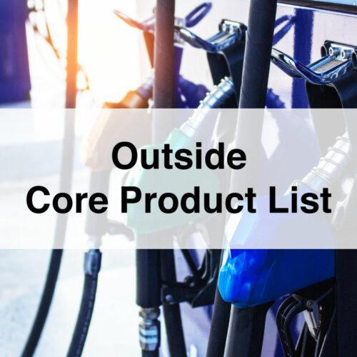 Outside Core Product List